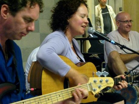Yoga Festival Toronto - Christ Gartner, Brenda, Robert Menegoni