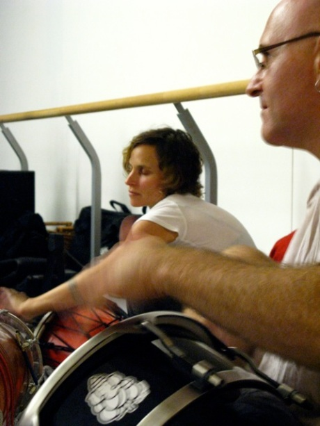 Yoga Festival Toronto Kirtan - Morgan Doctor and Robert Menegoni