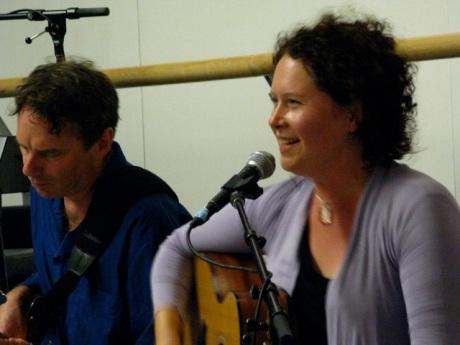 Yoga Festival Toronto - Brenda and Chris Gartner Bass
